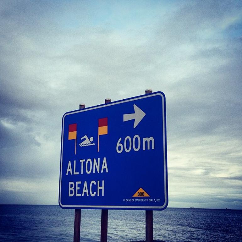 Altona-Beach