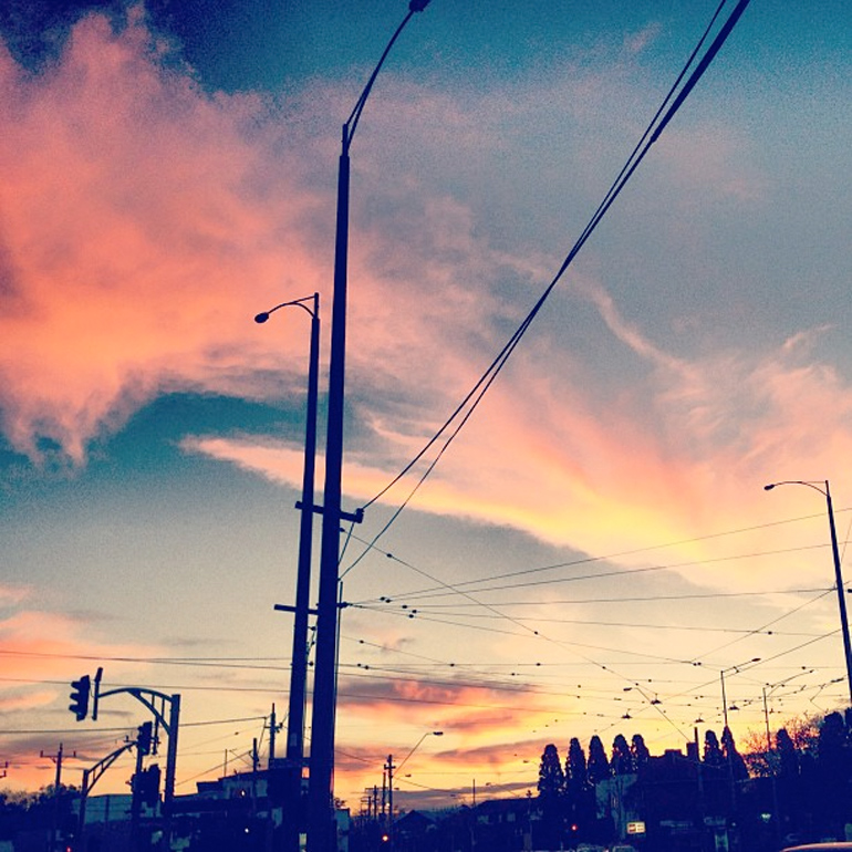 Naked in the sky und noch ein wenig mehr…